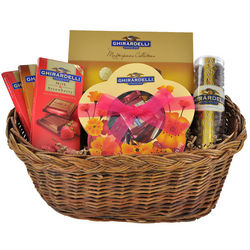 Mother's Day Moments Chocolate Gift Basket
