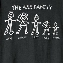 A*s Family T-Shirt