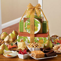 Deluxe Gift Tower of Treats
