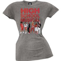 High School Musical Get In The Game Juniors T-Shirt