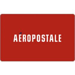 $25 Aeropostale Gift Card