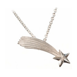 Lucky Shooting Star Necklace