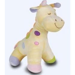 "Baby Bow 20"" Plush Giraffe Baby Toy"