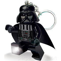Darth Vader Lego LED Key Chain