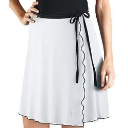 Wrap Swim Skirt with UPF 50+