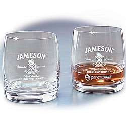 Permalink to Jameson Glass Tumbler