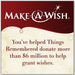 Make-A-Wish $10.00 Donation Gift
