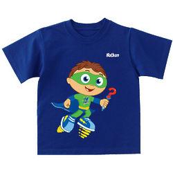 Super Why Writer T-Shirt