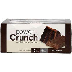 Chocolate Power Crunch Protein Energy Bars