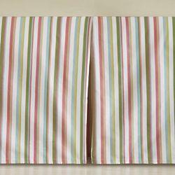 Striped Full Bedskirt