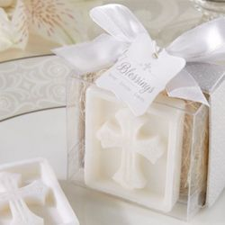 Blessings Cross Soap Favors