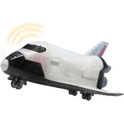 Remote-Controlled Journey Space Shuttle