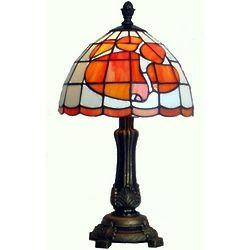 Clemson Paw Print Accent Lamp