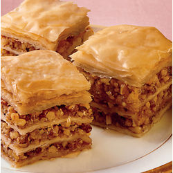 Two Boxes of Baklava