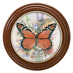 Magnificent Monarch Butterfly Wall Decor