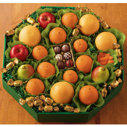 Grand Fruit Wreath Gift Box