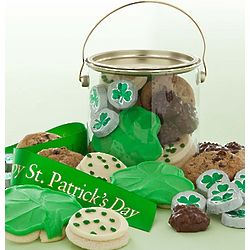 St. Patty's Day Treat Gift Can