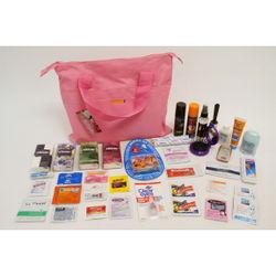Pink Bag Wedding Day Survival Gear