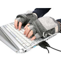 Men's USB Heated Gloves