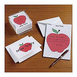Teacher Stationery and Envelopes