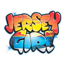 Jersey Girl Adult T-Shirt