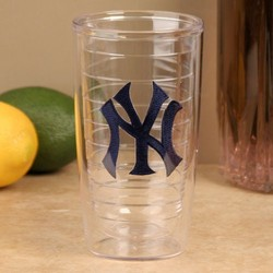 New York Yankees Team Wordmark Tumbler Cup