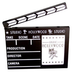 Clapboard Picture Wood Frame