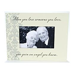 'Gain An Angel You Know' Picture Frame