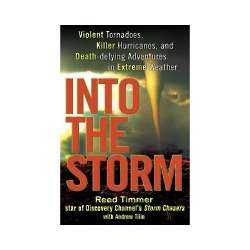 Into the Storm Hardcover Book