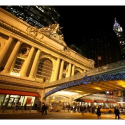 Ghost Hunting Tour for 2 of Grand Central Station