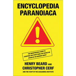 Encyclopedia Paranoiaca Book