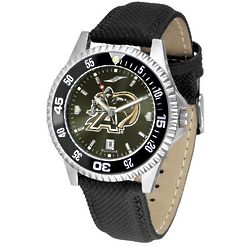 NCAA Men's Competitor Ano Watch with Colored Bezel