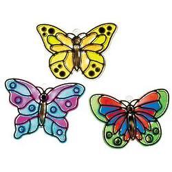 12 Butterfly Suncatchers