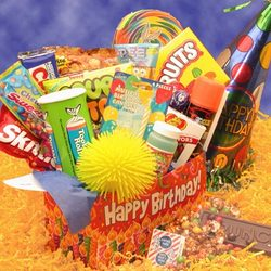 Deluxe Birthday Celebration Care Package