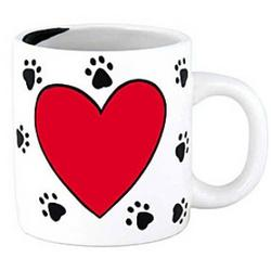 Pet Lovers Mug with Pen