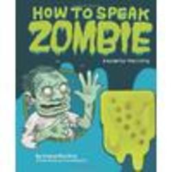 How to Speak Zombie Book