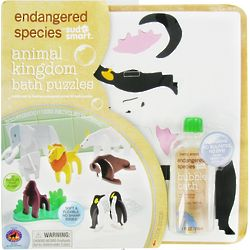 Endangered Species Animal Kingdom Bath Puzzles