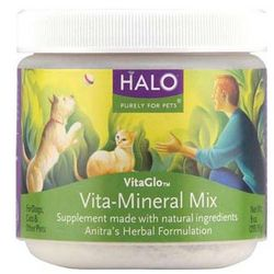 Vita-Mineral Mix for Cats and Dogs