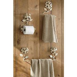 3-Piece Hydrangea Bath Set