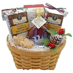 Great Northern Christmas Gift Basket