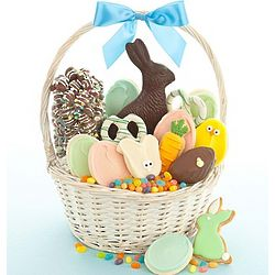 Grand Easter Morning Treat Gift Basket