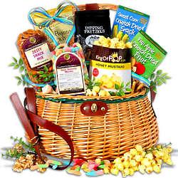 Fisherman's Gourmet Treats Gift Basket