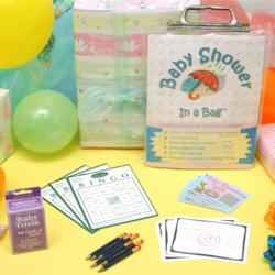 Baby Shower Kit for 25 Guests