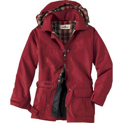 Women's Mountain Parka