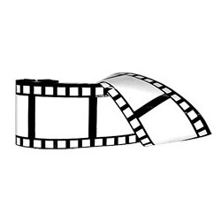 Decorative Jumbo Filmstrip