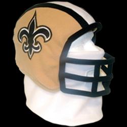 New Orleans Saints Ultimate Fan Helmet Hat - FindGift.com