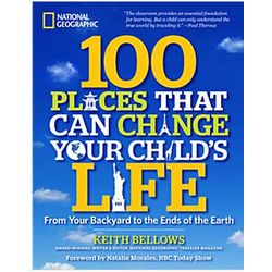 100 Places That Can Change Your Child's Life Book