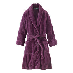 Women's Shawl Collar Robe