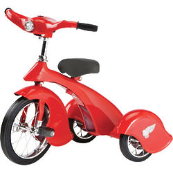 Retro Red Bird Trike