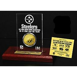 NFL Super Bowl Commemorative Gold Coin